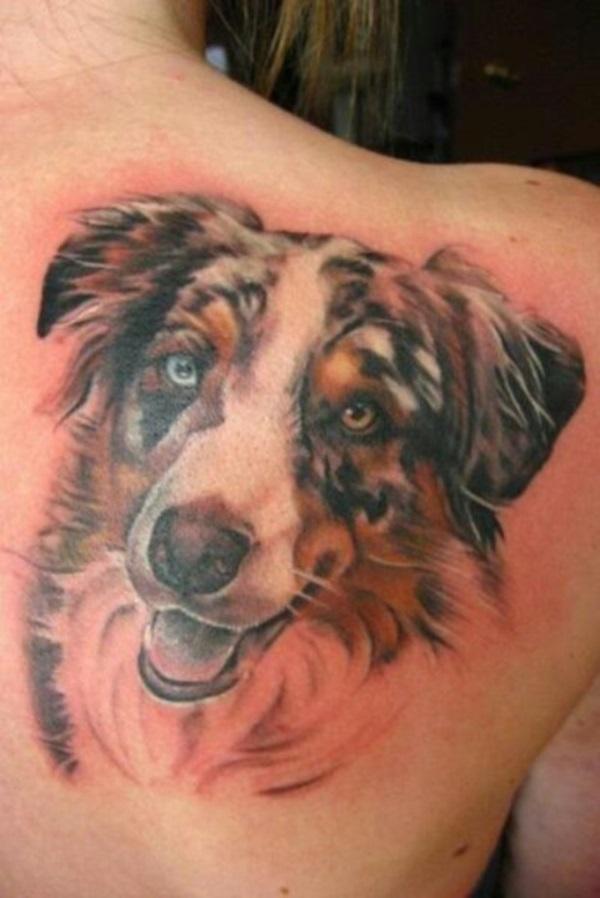 Dog Tattoo Designs 10