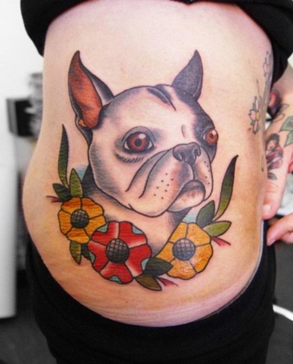 Dog Tattoo Designs 11
