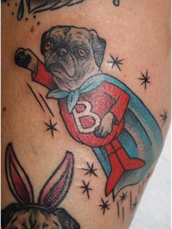 Dog Tattoo Designs 18