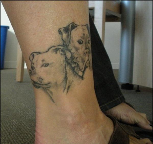 Dog Tattoo Designs 28