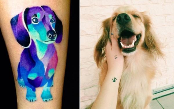 Dog Tattoo Designs 29