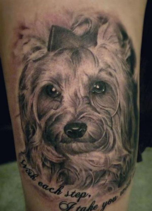 Dog Tattoo Designs 38