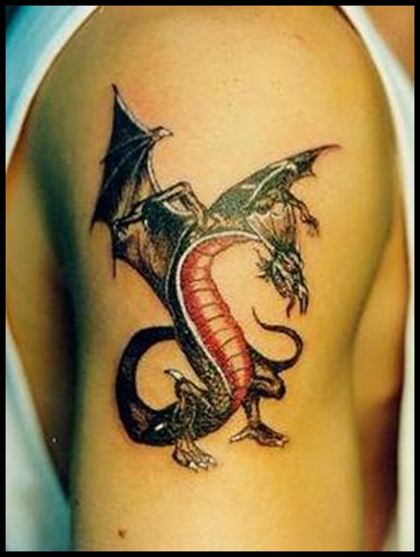Dragon Tattoo Designs 10