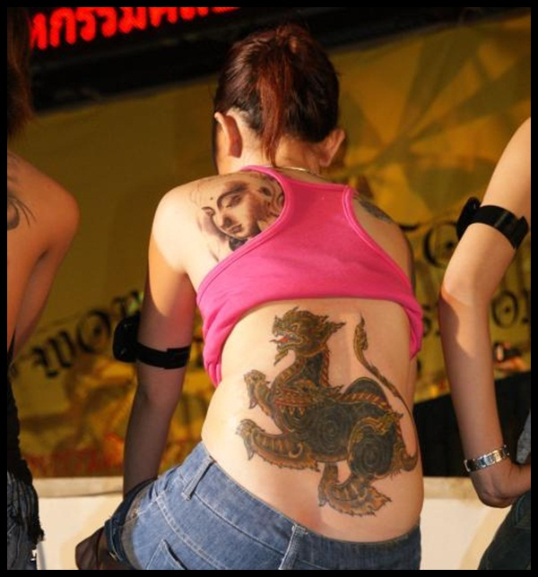 Dragon Tattoo Designs 11