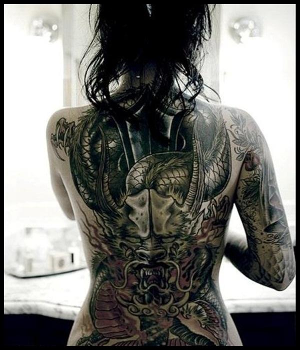 Dragon Tattoo Designs 26