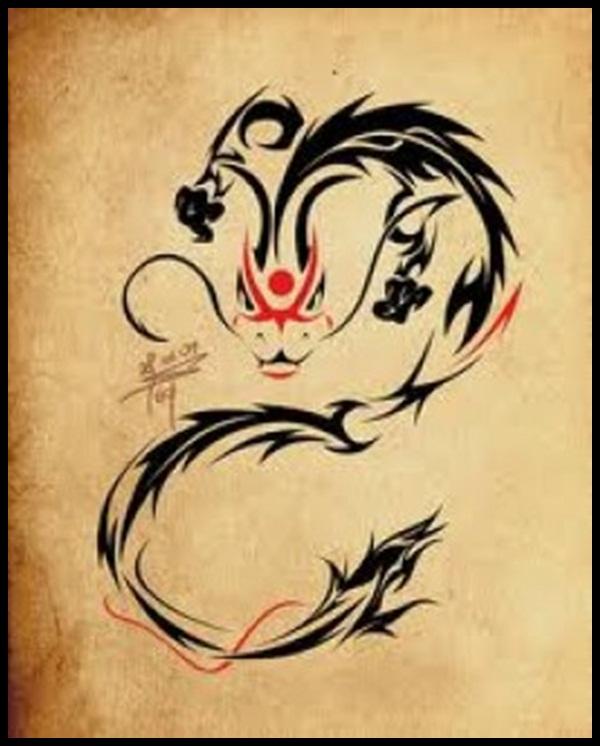 Dragon Tattoo Designs 28