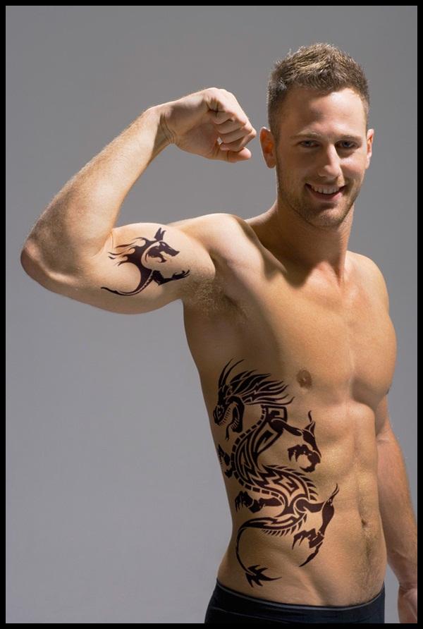 Dragon Tattoo Designs 9