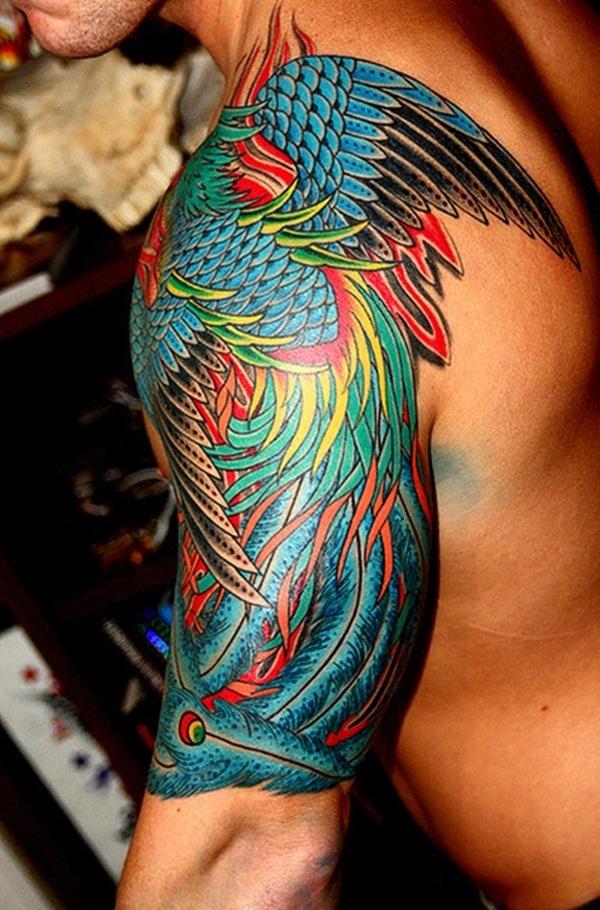 Half Sleeve Tattoo Designs 13