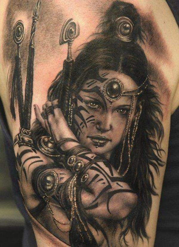 Half Sleeve Tattoo Designs 16
