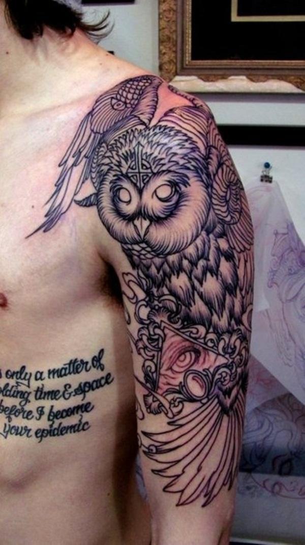 Half Sleeve Tattoo Designs 20