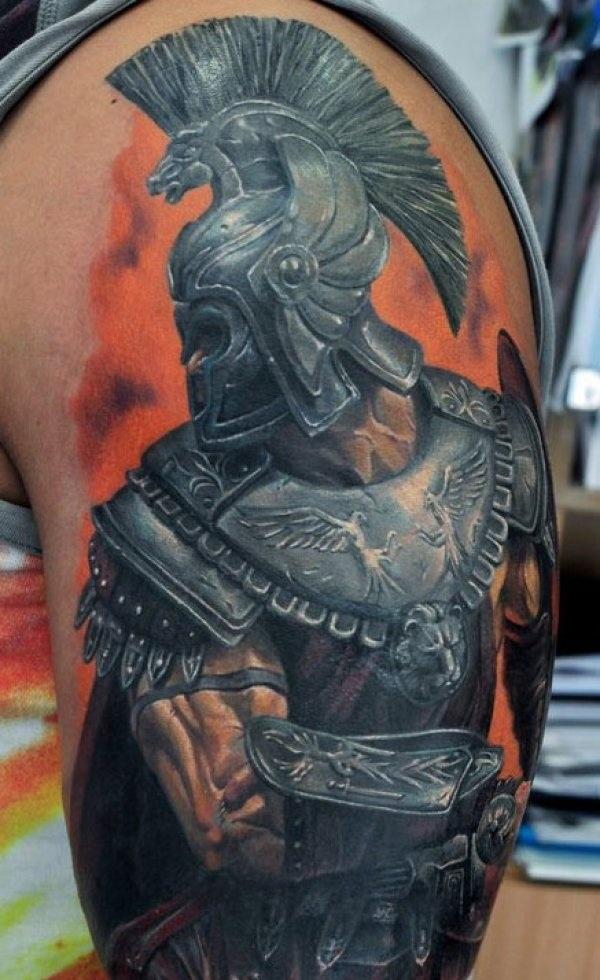 Half Sleeve Tattoo Designs 27