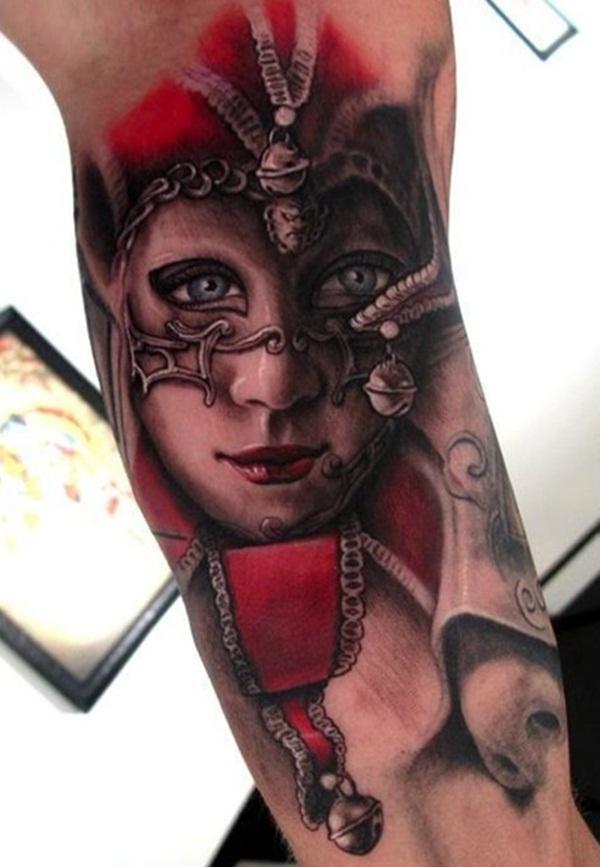 Half Sleeve Tattoo Designs 29