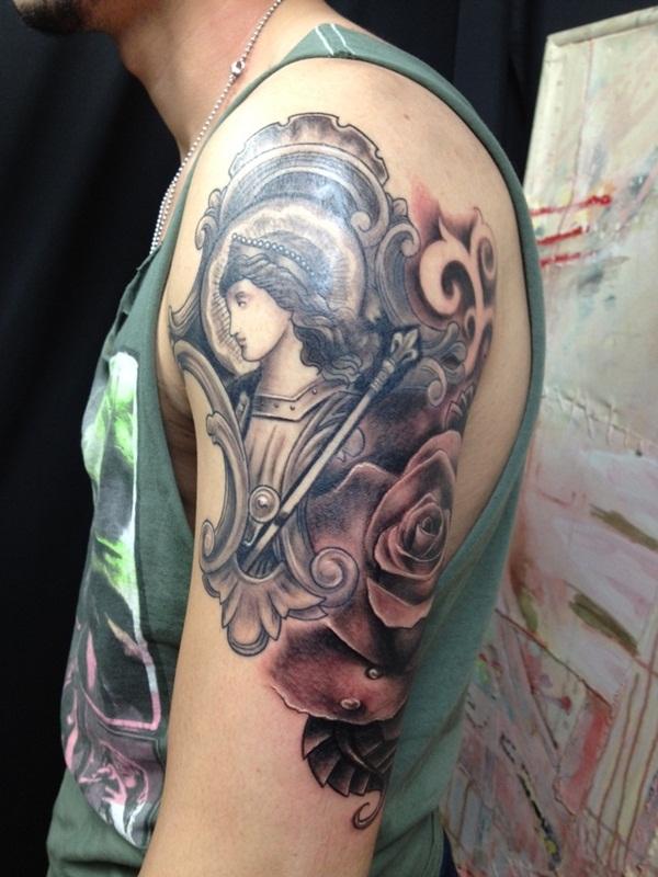 Half Sleeve Tattoo Designs 3