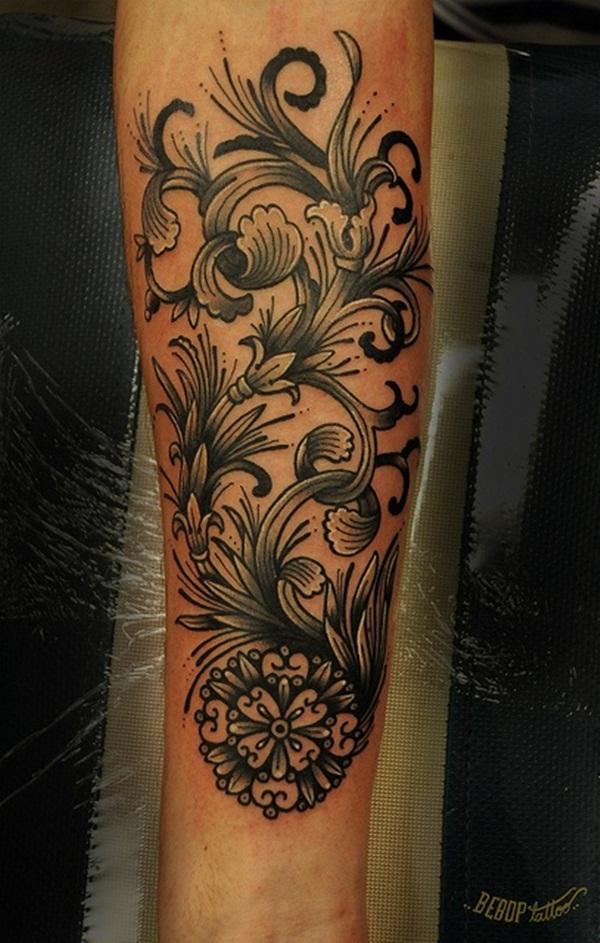 Half Sleeve Tattoo Designs 36