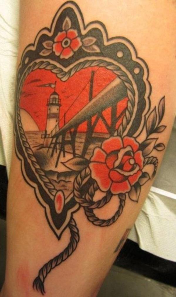 Half Sleeve Tattoo Designs 42