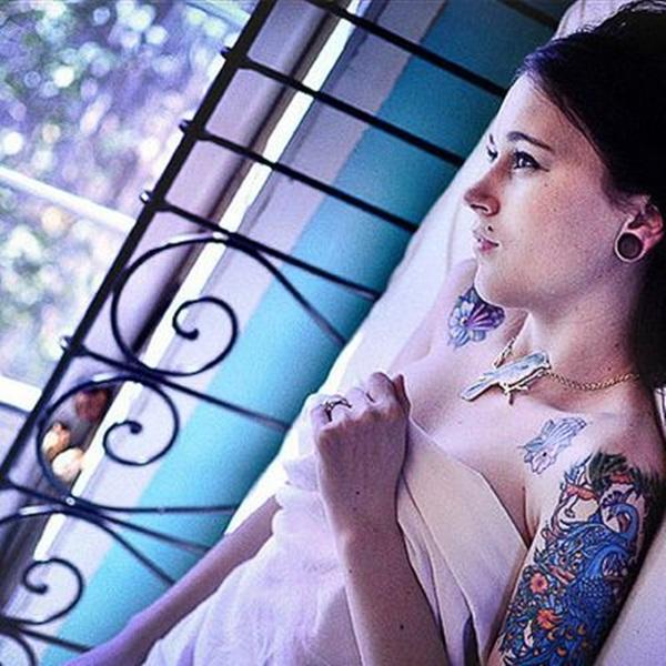 Half Sleeve Tattoo Designs 44