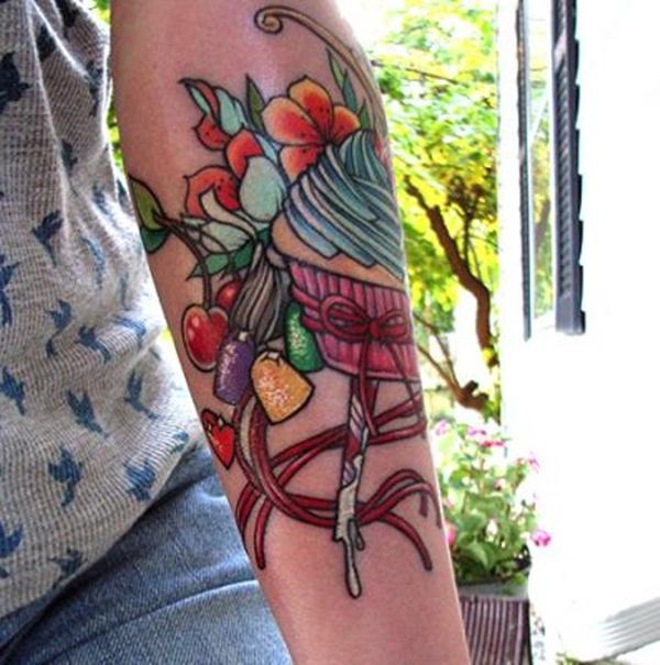 Half Sleeve Tattoo Designs 5