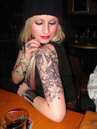 Half Sleeve Tattoo Designs 52