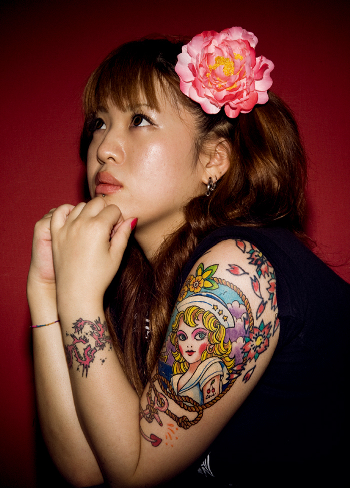 Half Sleeve Tattoo Designs 54