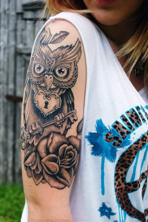 Half Sleeve Tattoo Designs 8