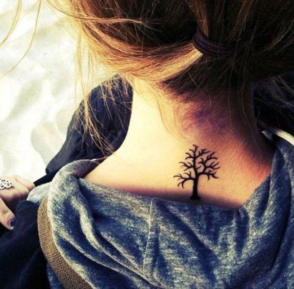 Innovative tattoos for girl 20