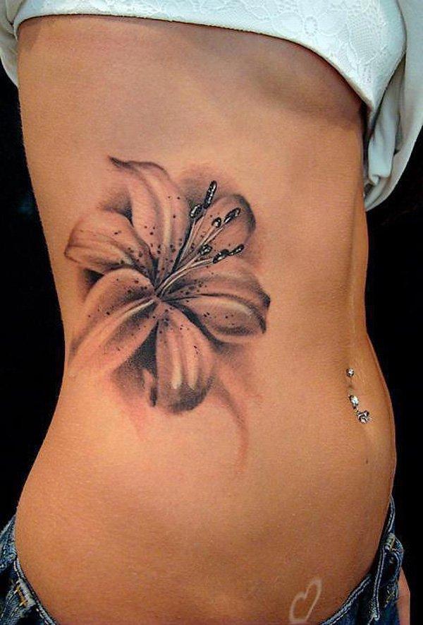 Innovative tattoos for girl 22