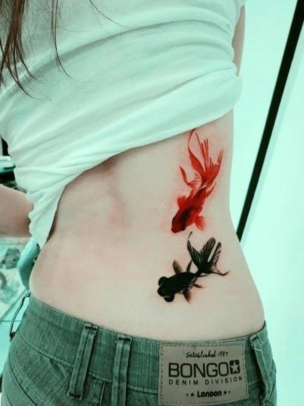 Innovative tattoos for girl 31
