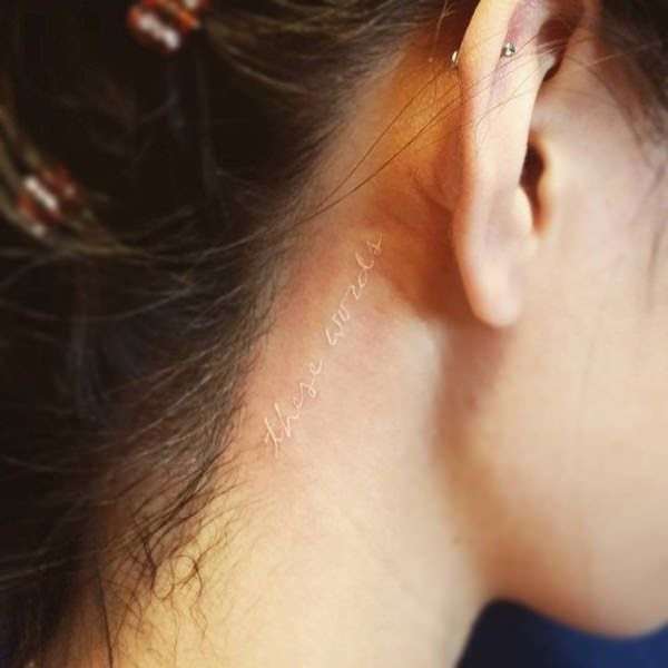 Innovative tattoos for girl 39
