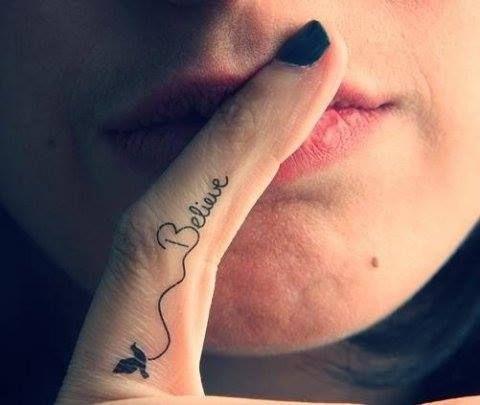 Innovative tattoos for girl 40