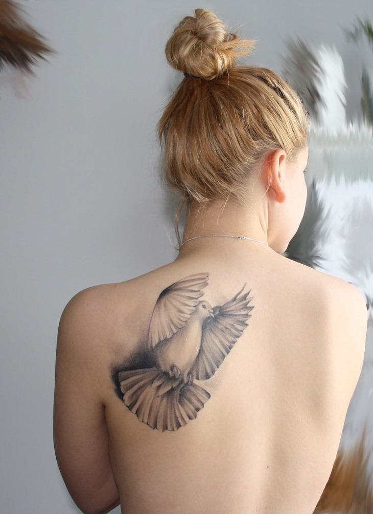 Innovative tattoos for girl 53