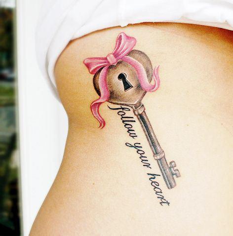 Innovative tattoos for girl 7