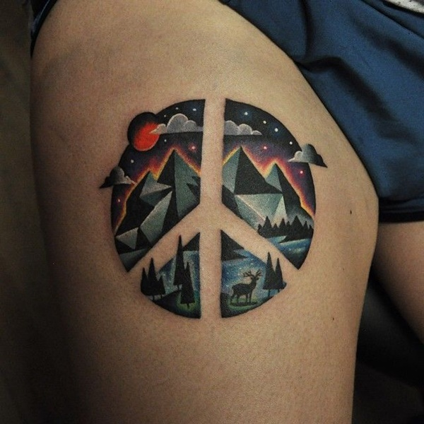 Insanely Gorgeous Circle Tattoo Designs 21