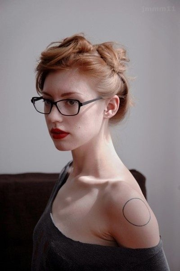 Insanely Gorgeous Circle Tattoo Designs 23