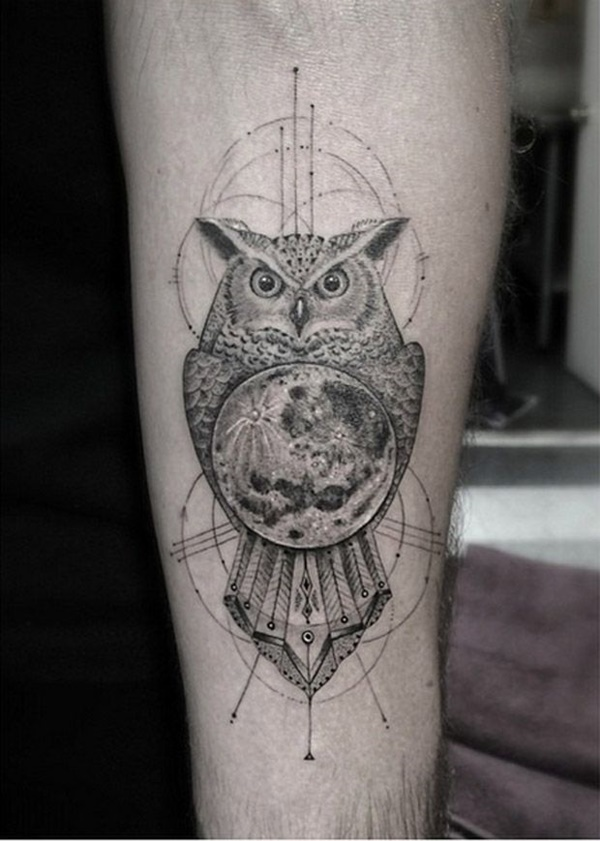 Insanely Gorgeous Circle Tattoo Designs