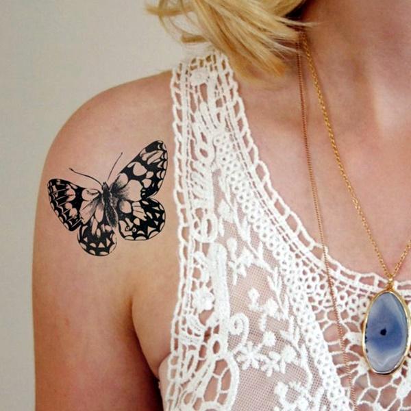 Just Perfect Shoulder Tattoos 1