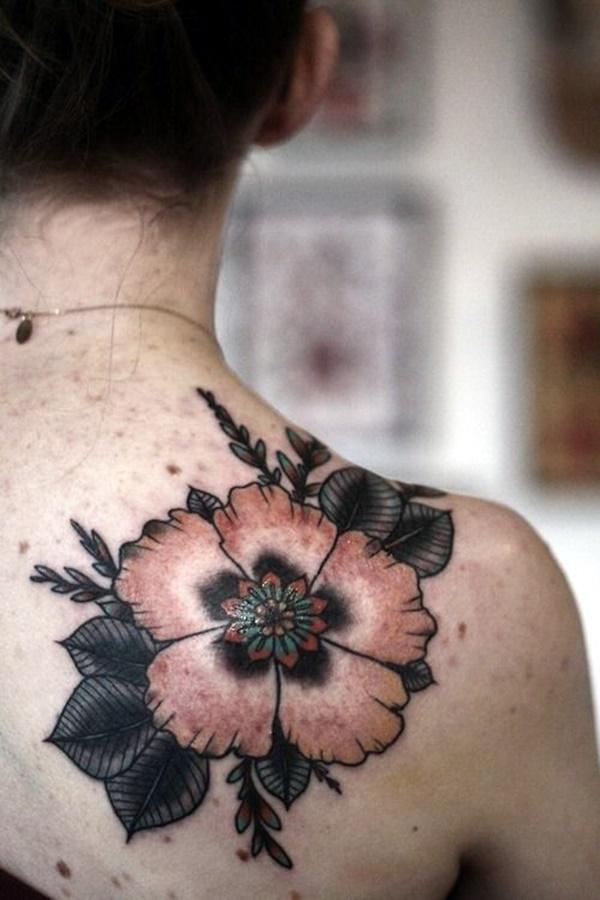 Just Perfect Shoulder Tattoos 15