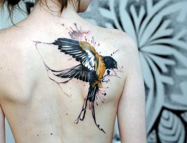 Just Perfect Shoulder Tattoos 24