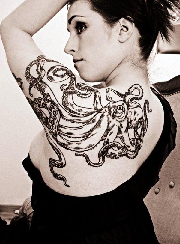 Just Perfect Shoulder Tattoos 25