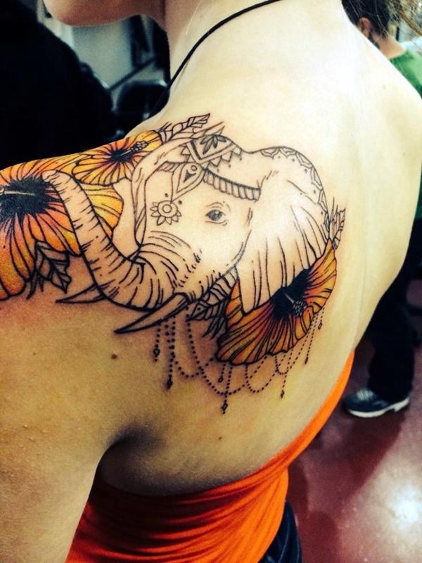 Just Perfect Shoulder Tattoos 3