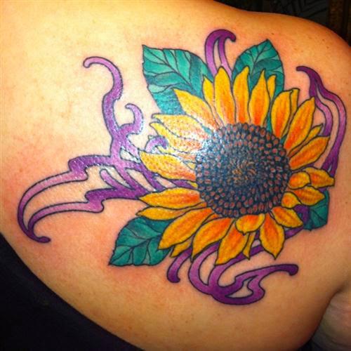 Lovely Flower Tattoo Ideas 93