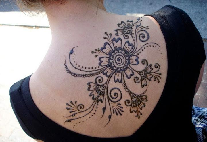 Lovely Flower Tattoo Ideas 96