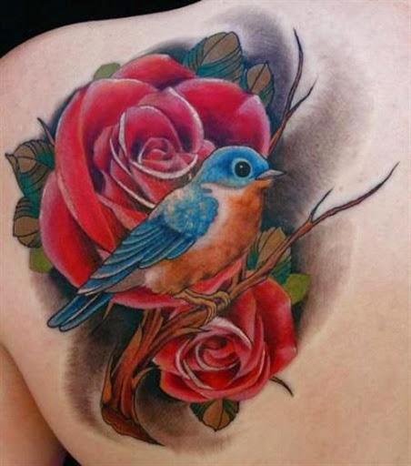 Lovely Flower Tattoo Ideas 98