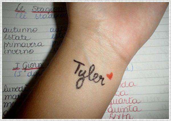 Name tattoo Ideas