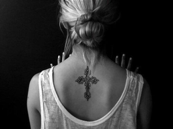 Neck Tattoo Designs For Male And Female 15