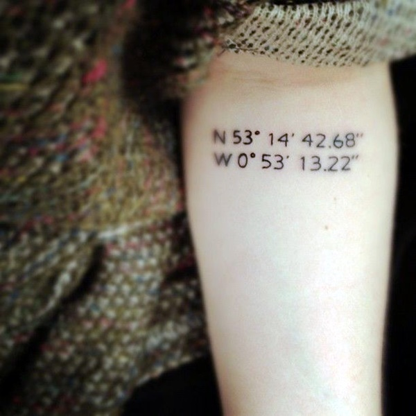 Stimulating Written Tattoos For Women 12