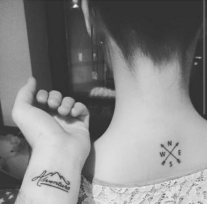 Upper Back Tattoos for Women 11
