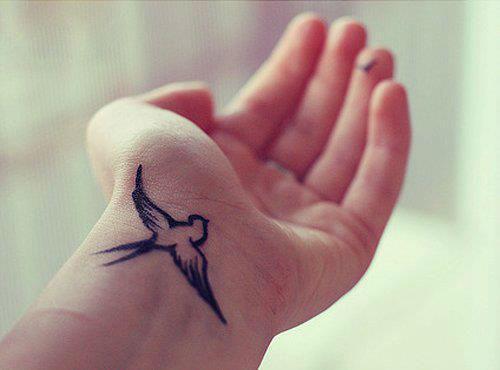 Wonderful Swallow Tattoo Designs 14