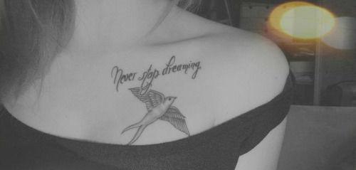 Wonderful Swallow Tattoo Designs 19