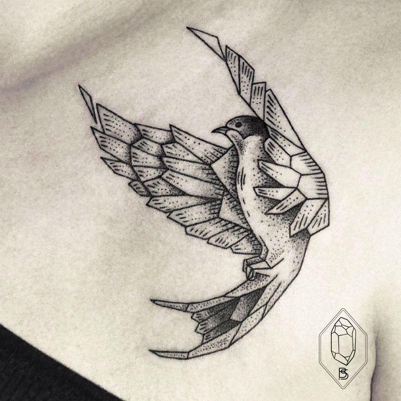 Wonderful Swallow Tattoo Designs