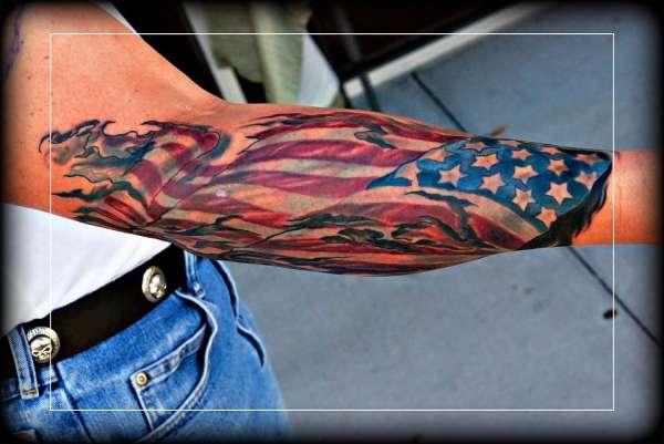 American Tattoo Design and Ideas 4